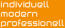 individuell,professionell,modern